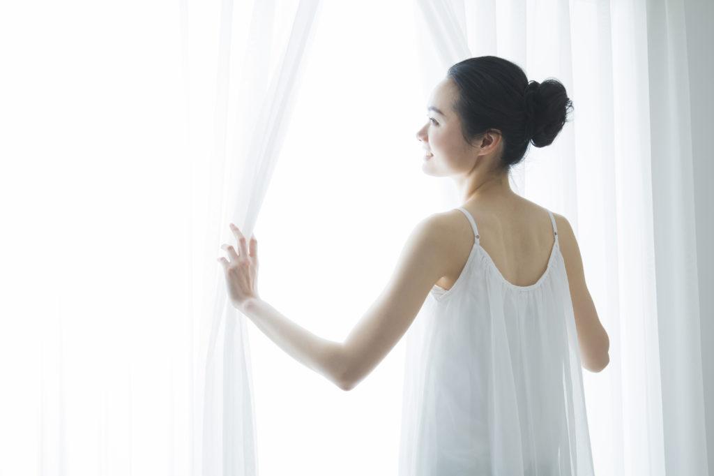 紫外線と肌老化について